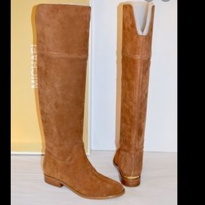 Michael Kors Whitaker Tall Boots